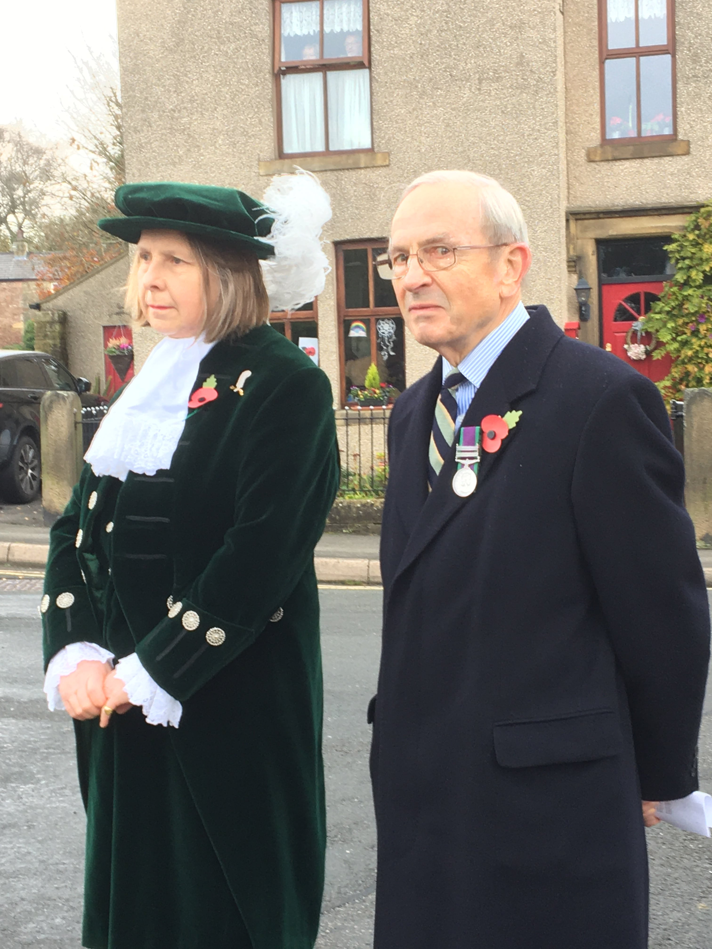 High Sheriff and Mr Penny